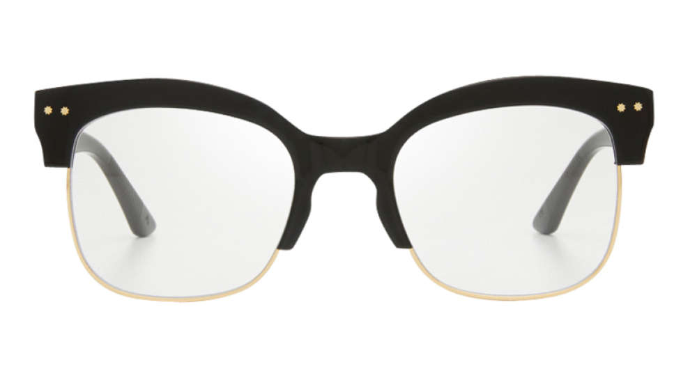 Lagamente - Black / Gold / Eye glasses(AC-060)