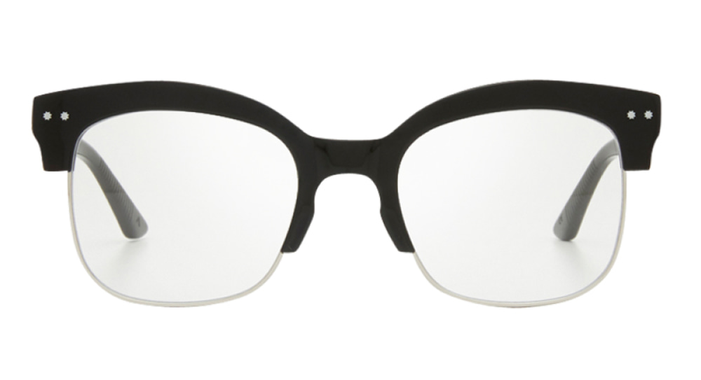 Lagamente - Black / Silver / Eye glasses(AC-061)
