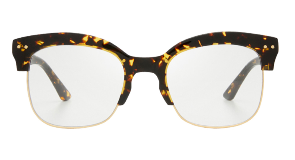Lagamente - Leopard / Gold / Eye glasses(AC-062)