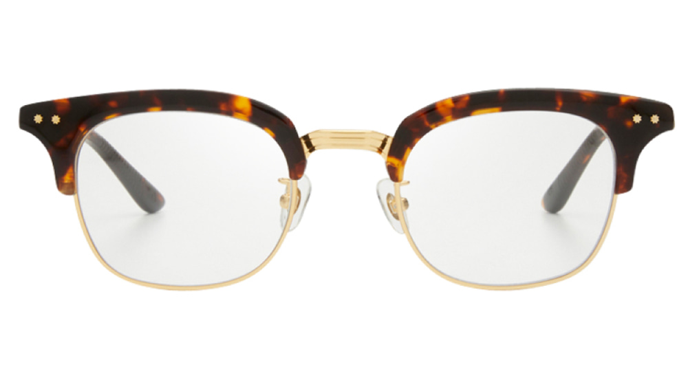 Segno - Leopard / Gold / Eye glasses(AC-052)
