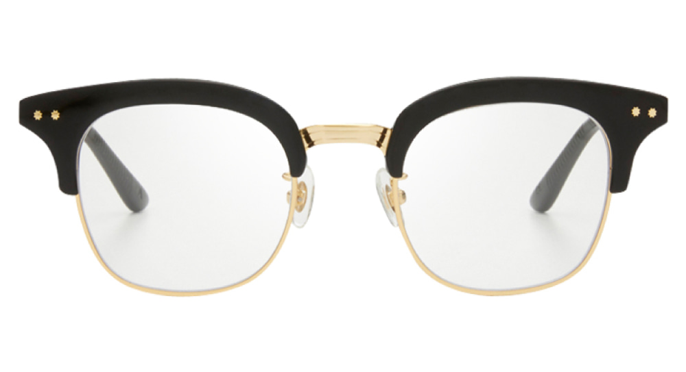 Segno - Black / Gold / Eye glasses(AC-050)