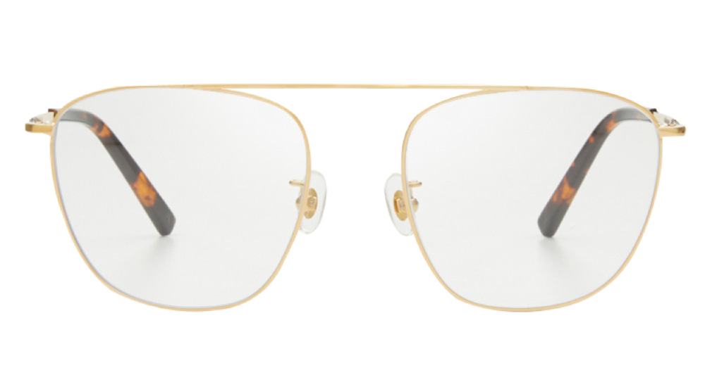 Spiccato - Gold / Eye glasses (AC-040)