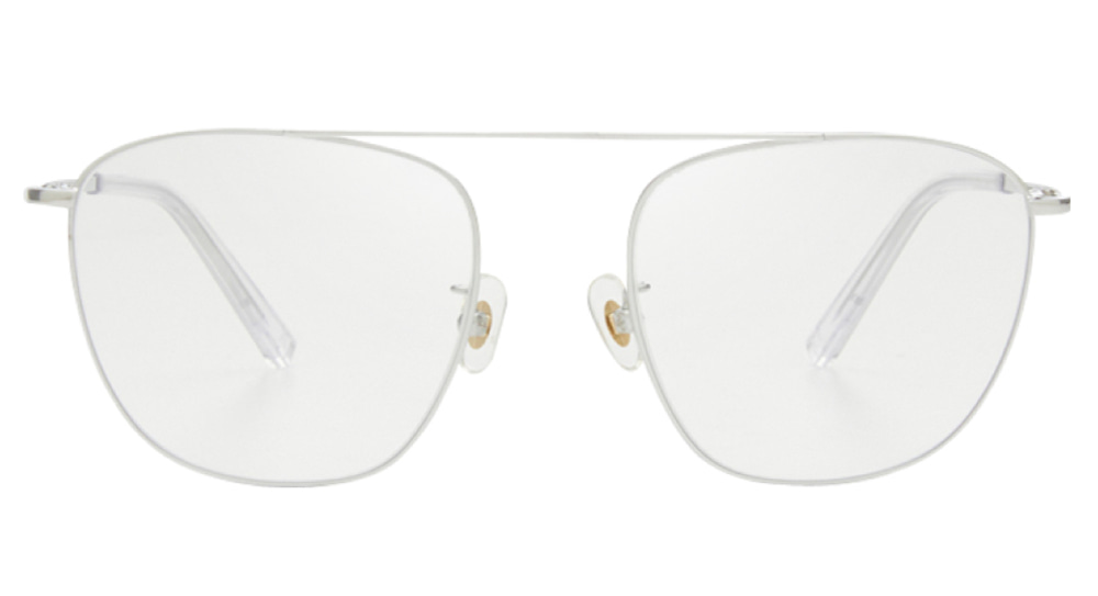 Spiccato - Silver / Eye glasses (AC-041)