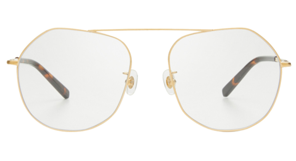 Unison - Gold / Eye glasses (AC-060)