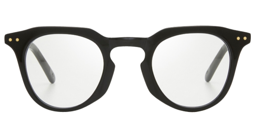 Brillante - Gloss Black / Eye glasses (AT-040)